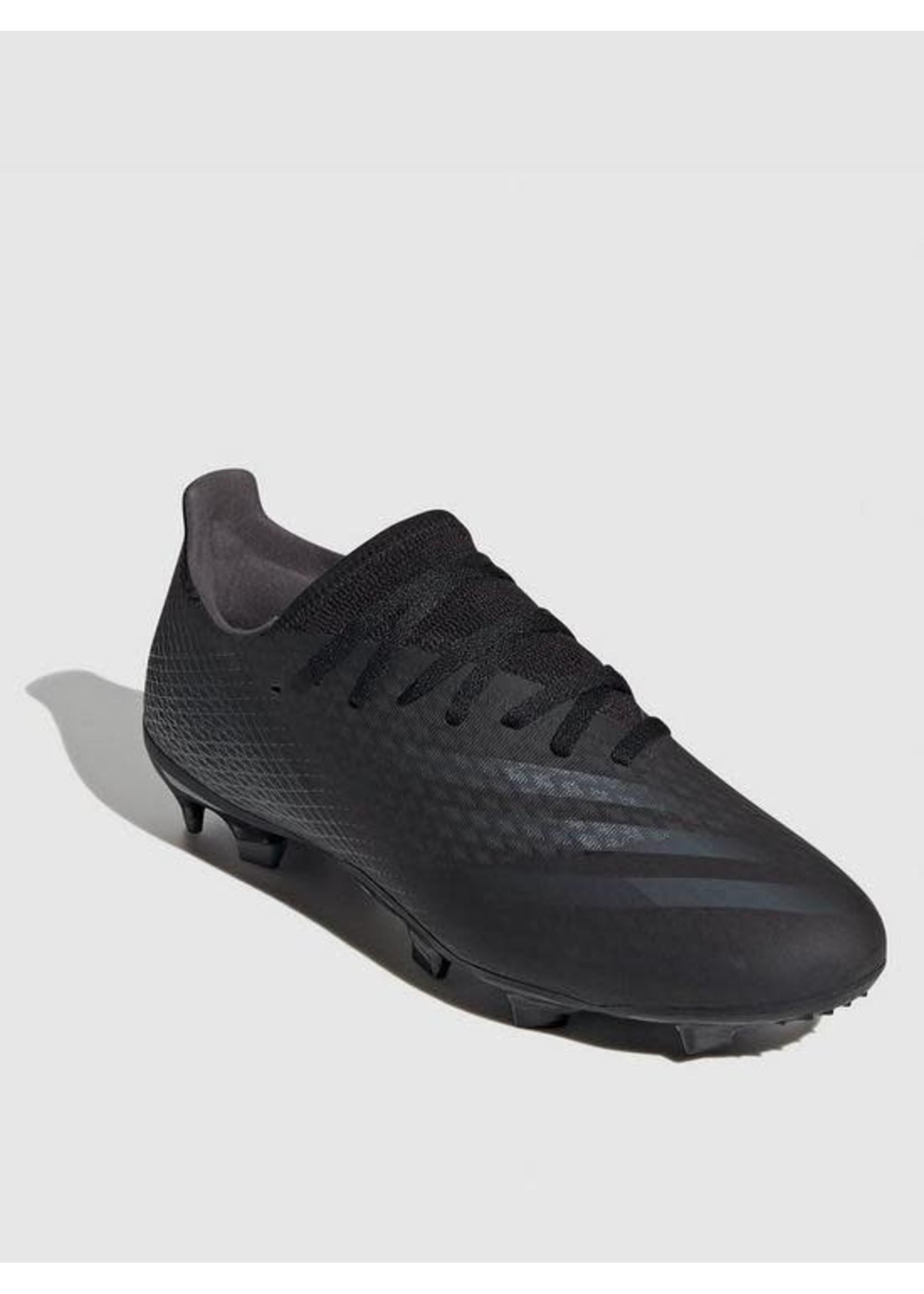 Adidas Adidas X Ghosted.3 FG Junior Football Boot, Black, (2021)
