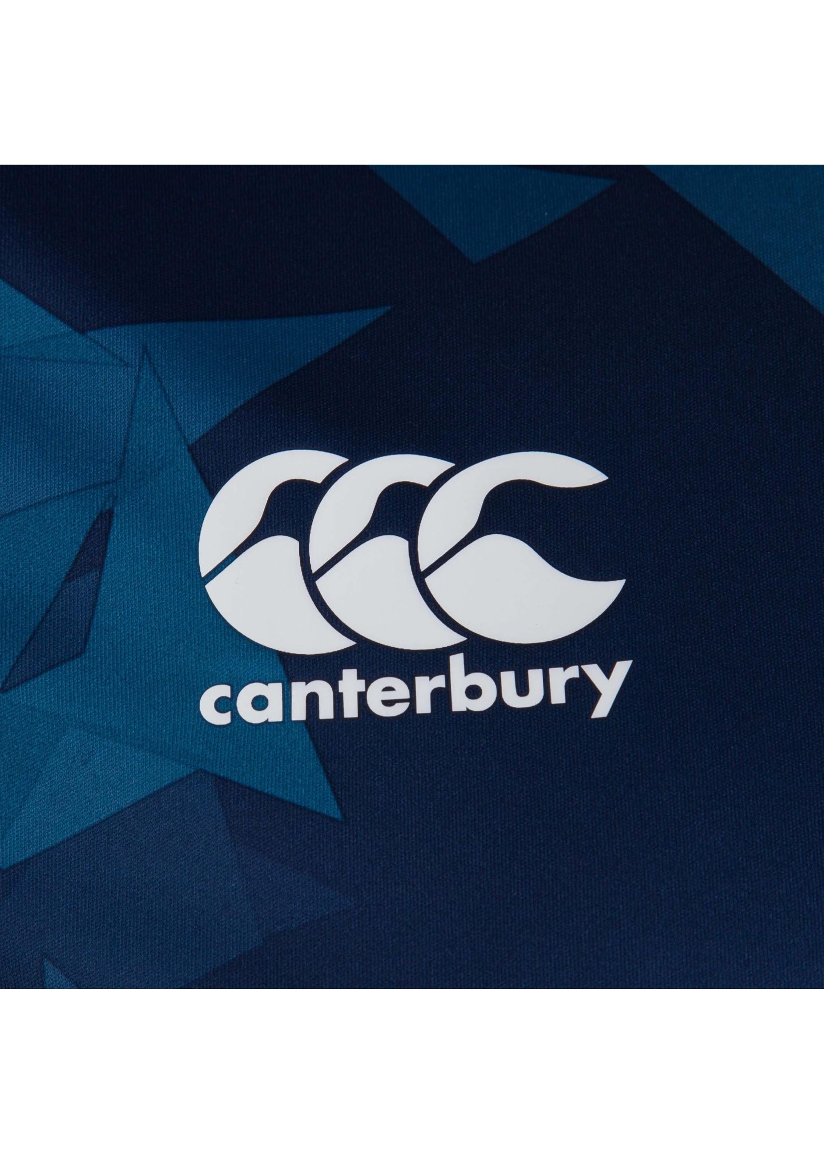 Canterbury British & Irish Lions - Mens S.Light Graphic Tee  (2021) - Blue