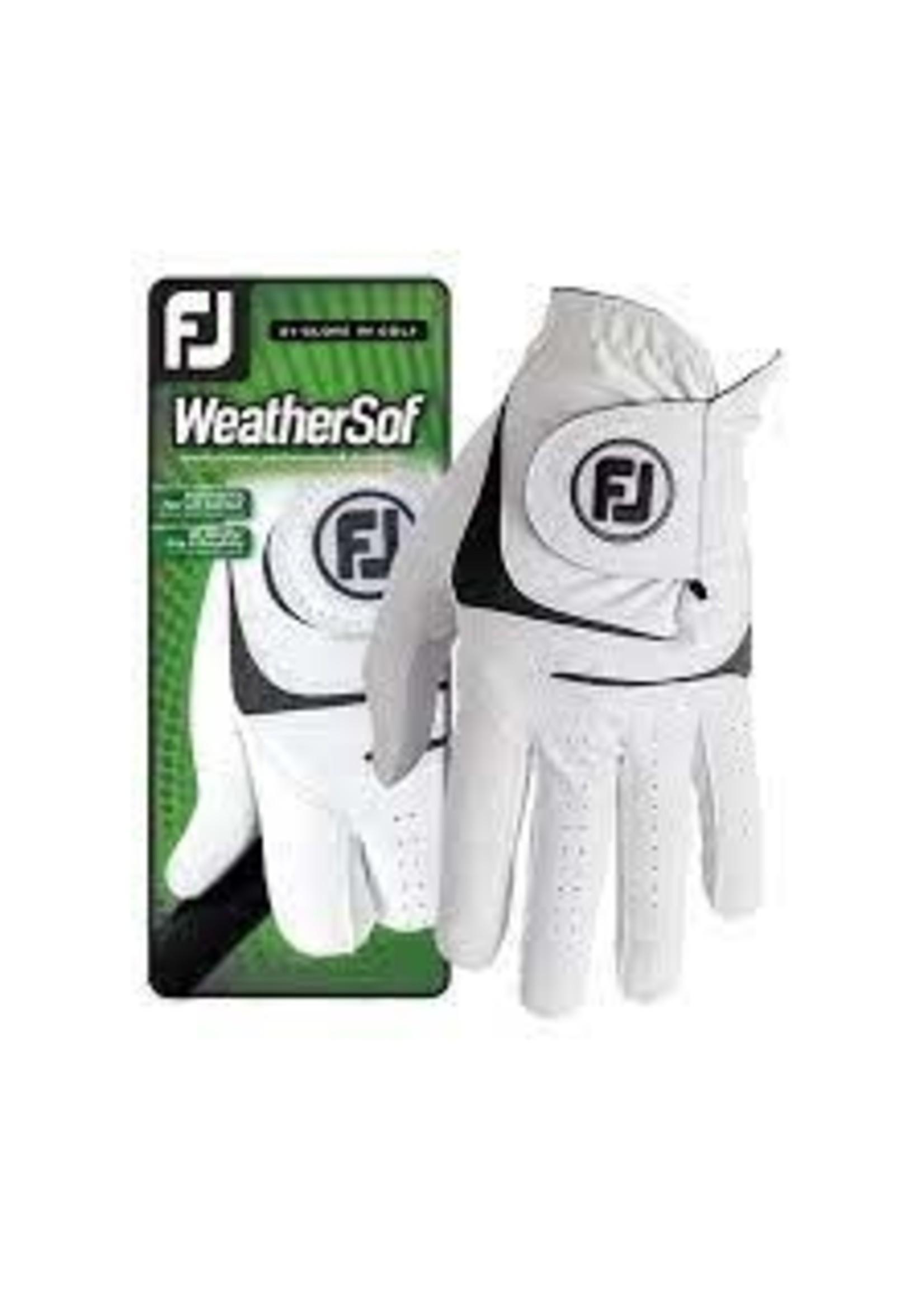 Footjoy Footjoy Weathersof Ladies Golf Glove - Right Hand  (2021)