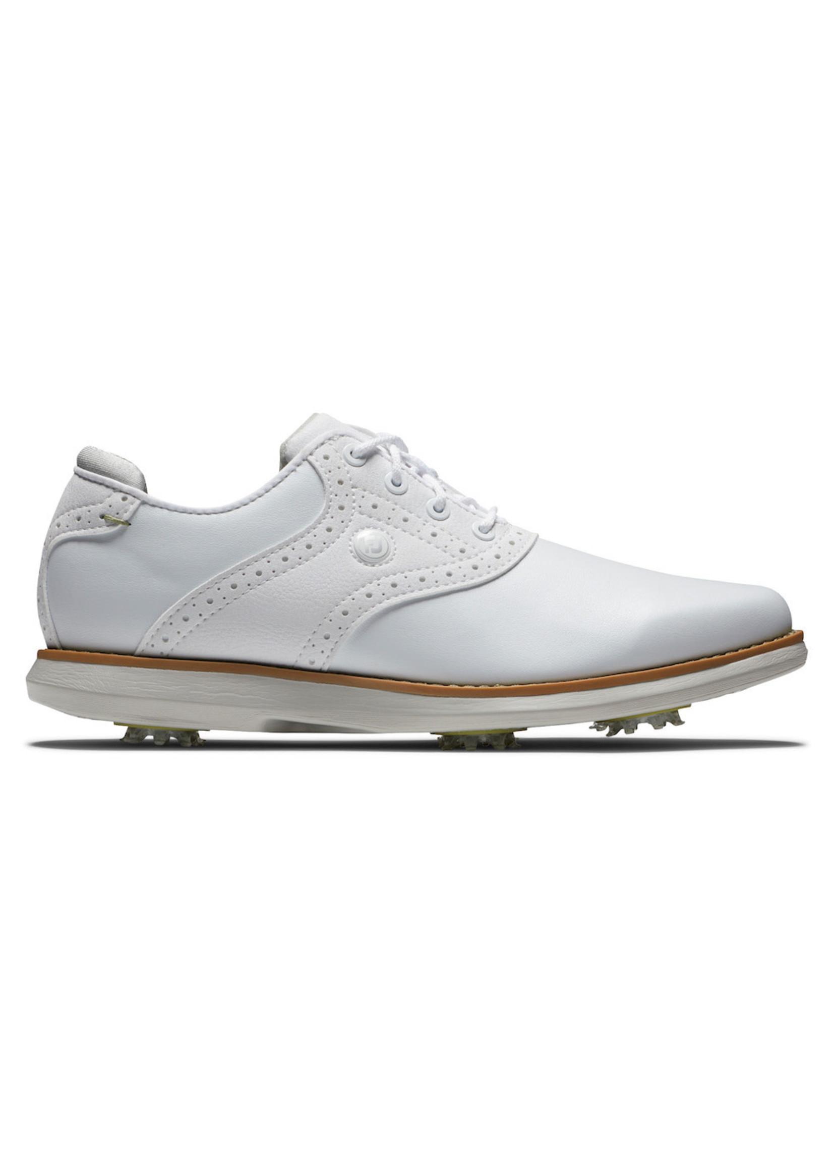 Footjoy FootJoy Traditions Ladies Golf Shoe, (2021)