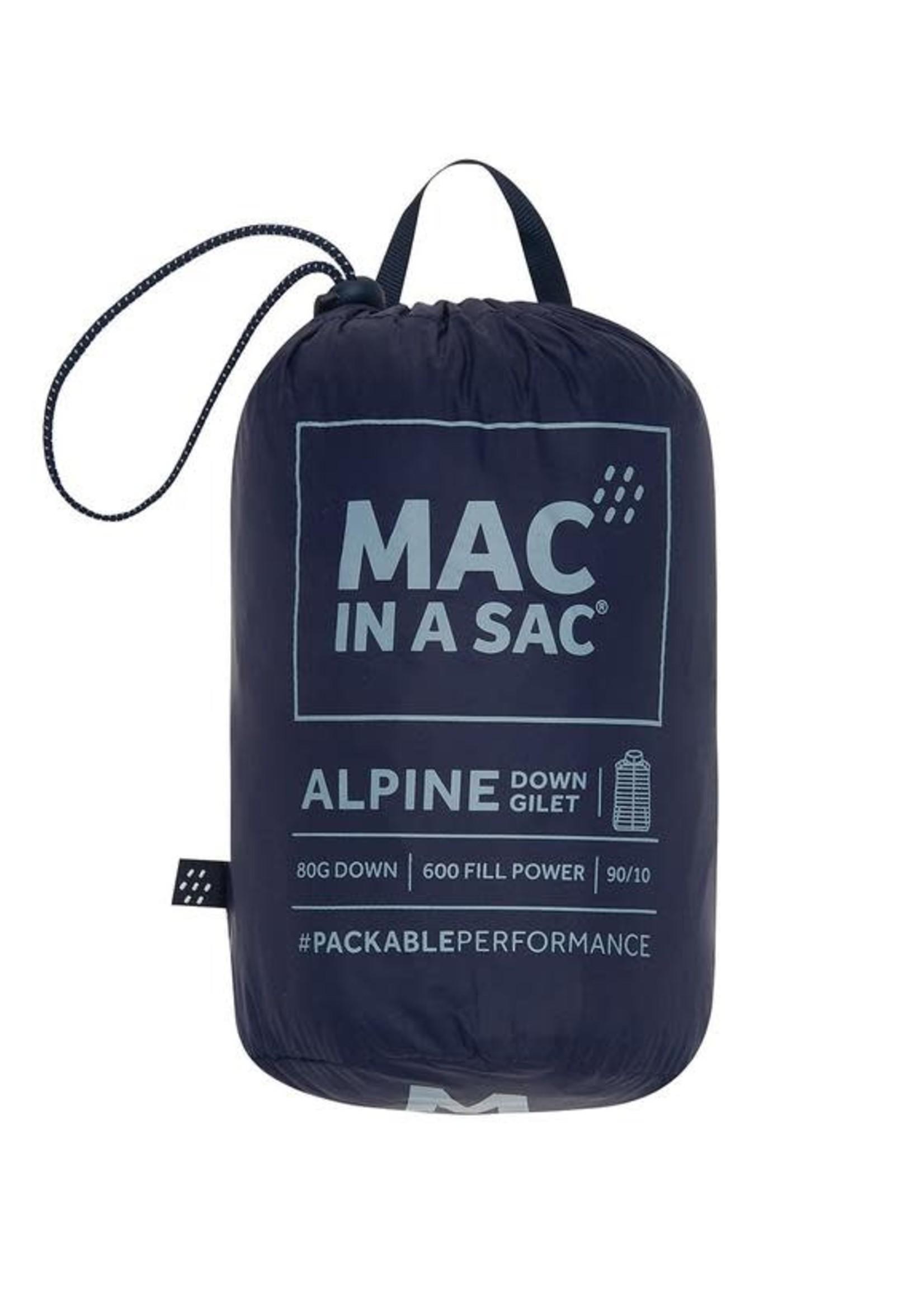 Mac In A Sac Mac in a Sac Alpine Gilet- Ladies (2021) - Navy