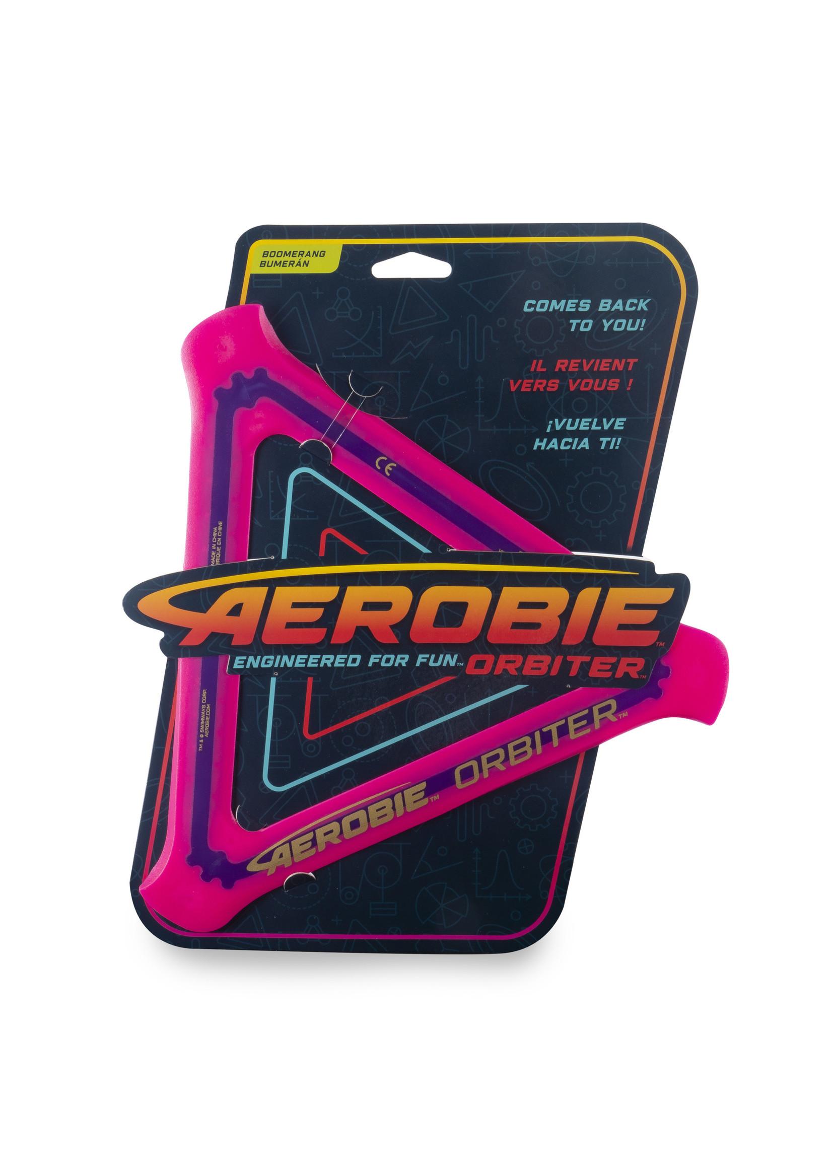 Aerobie Aerobie Orbiter Boomerang Pink (2021)