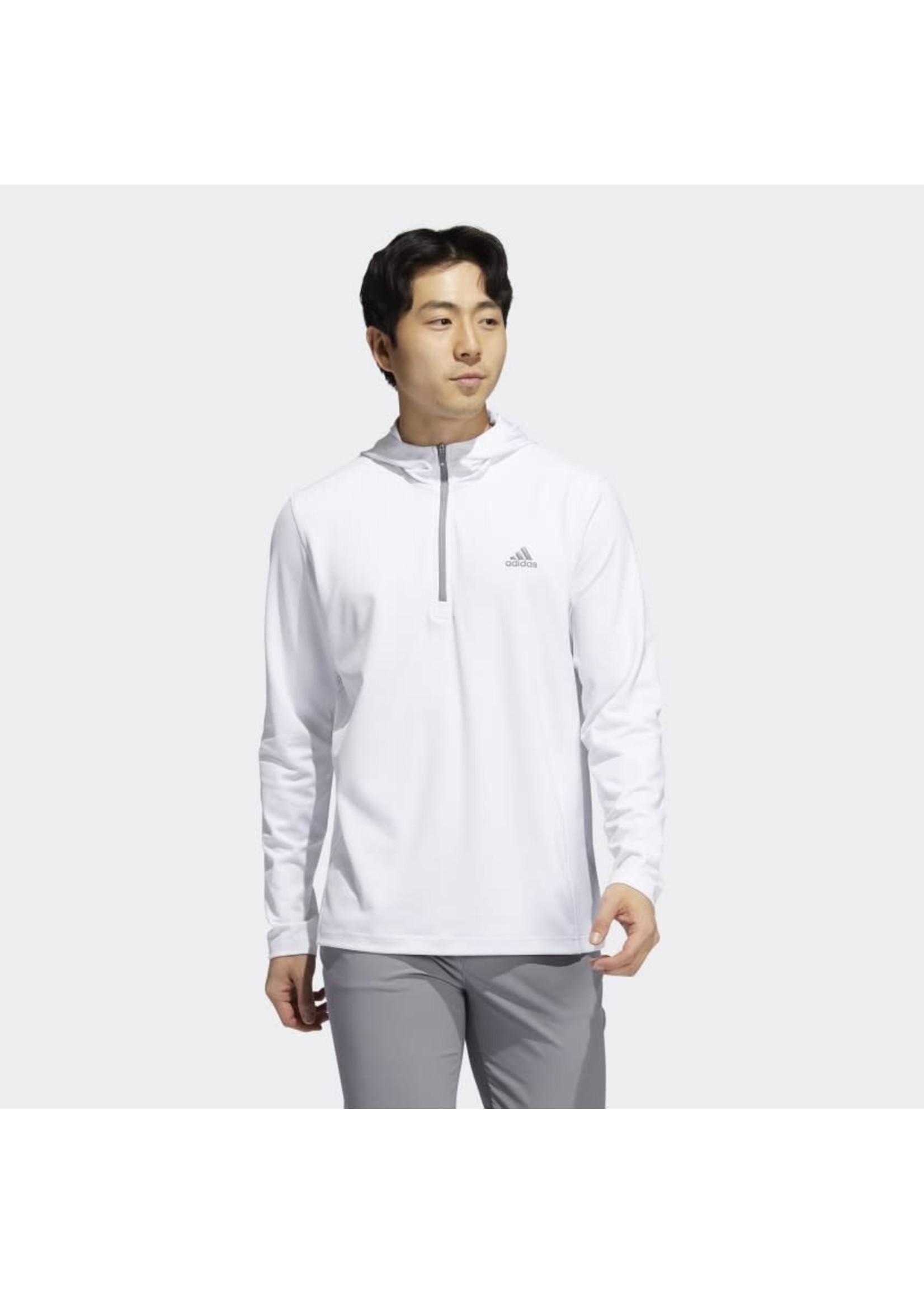 Adidas Adidas Prime Green Mens Hoodie (2021) - White