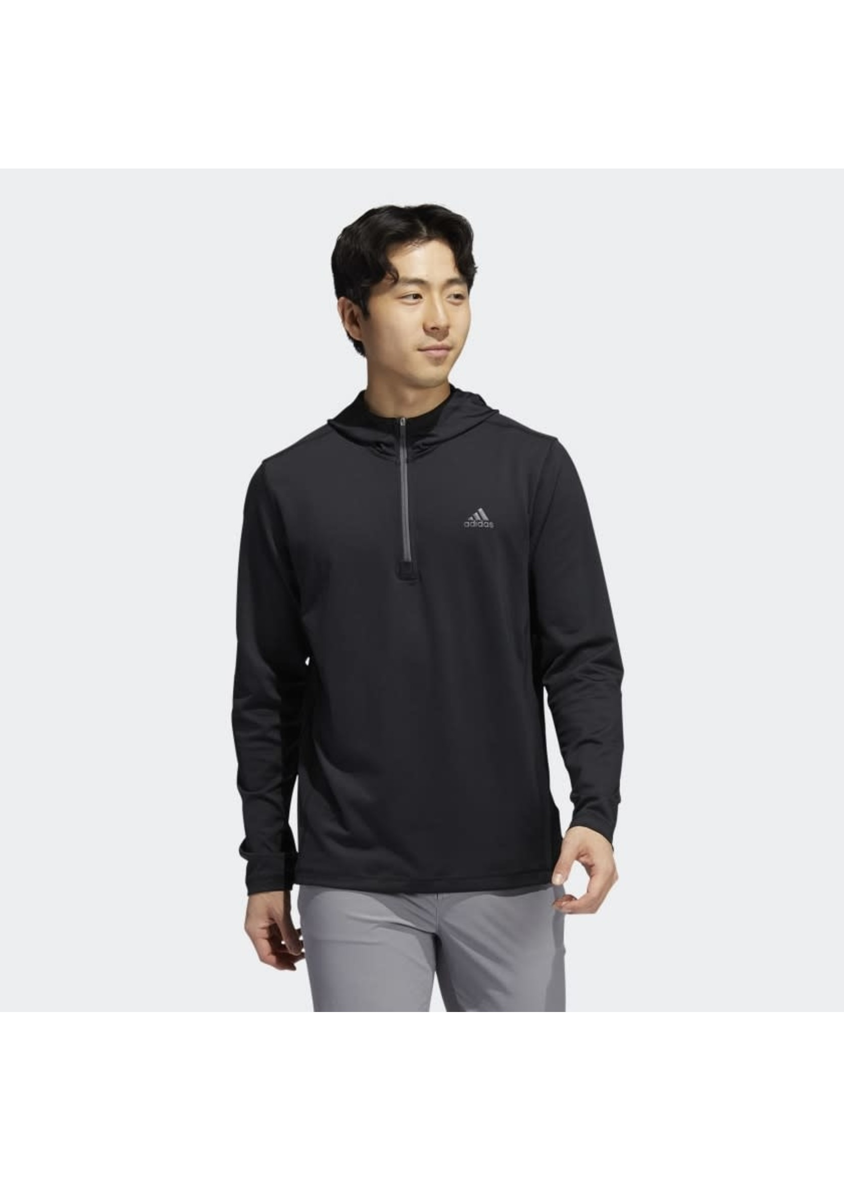 Adidas Adidas Prime Green Mens Hoodie (2021) - Black