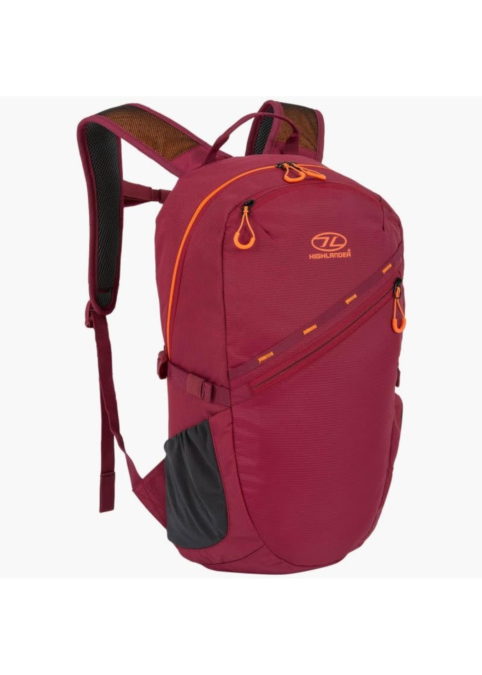 Highlander Highlander Dia 20L Daypack Backpack (2021) - Vino