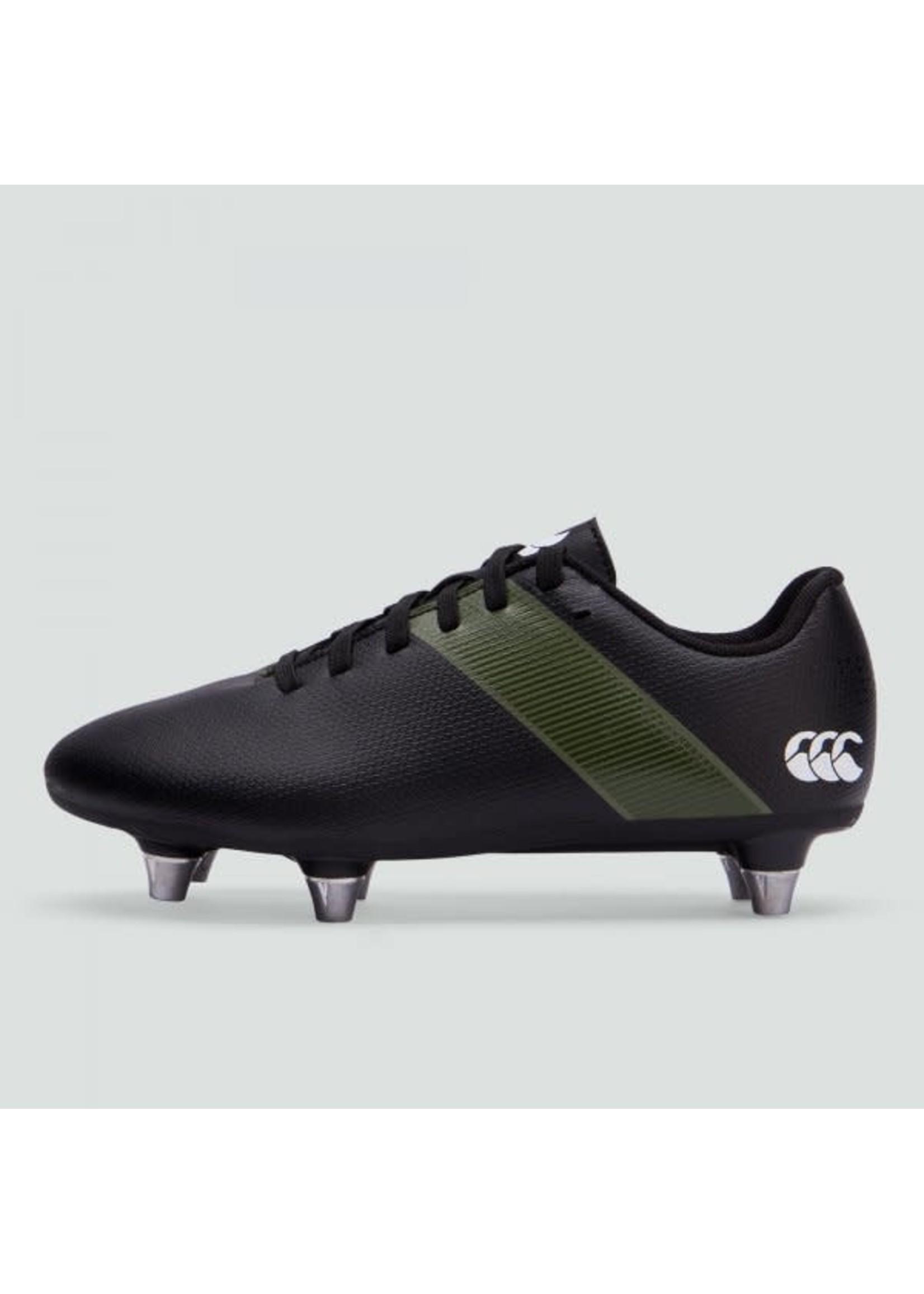 Canterbury Canterbury CCC Phoenix 3.0 SG Junior Rugby Boot (2021) Black/Green