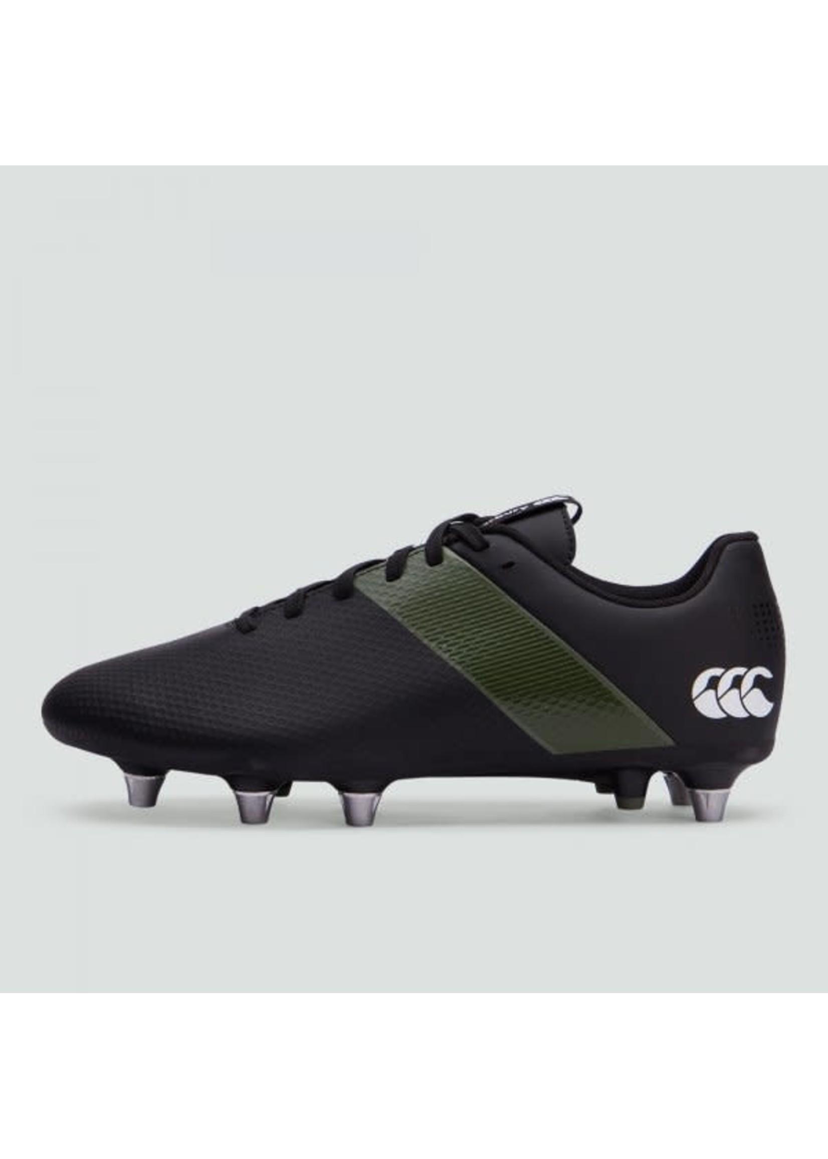 Canterbury Canterbury CCC Phoenix 3.0 SG Rugby Boot (2021) Black/Green