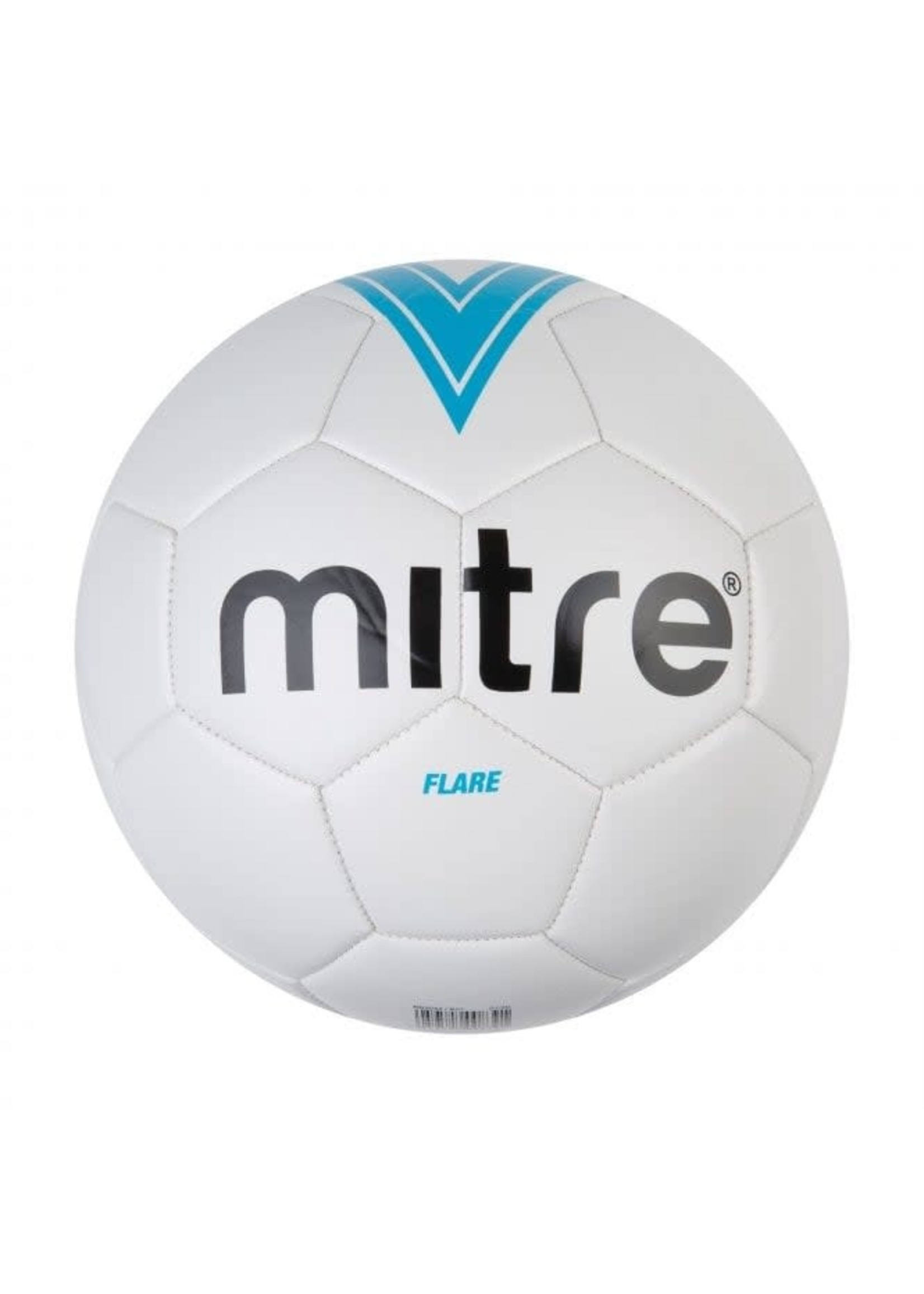 mitre Mitre Flare Recreation Size 5 Football (2021) White/Blue