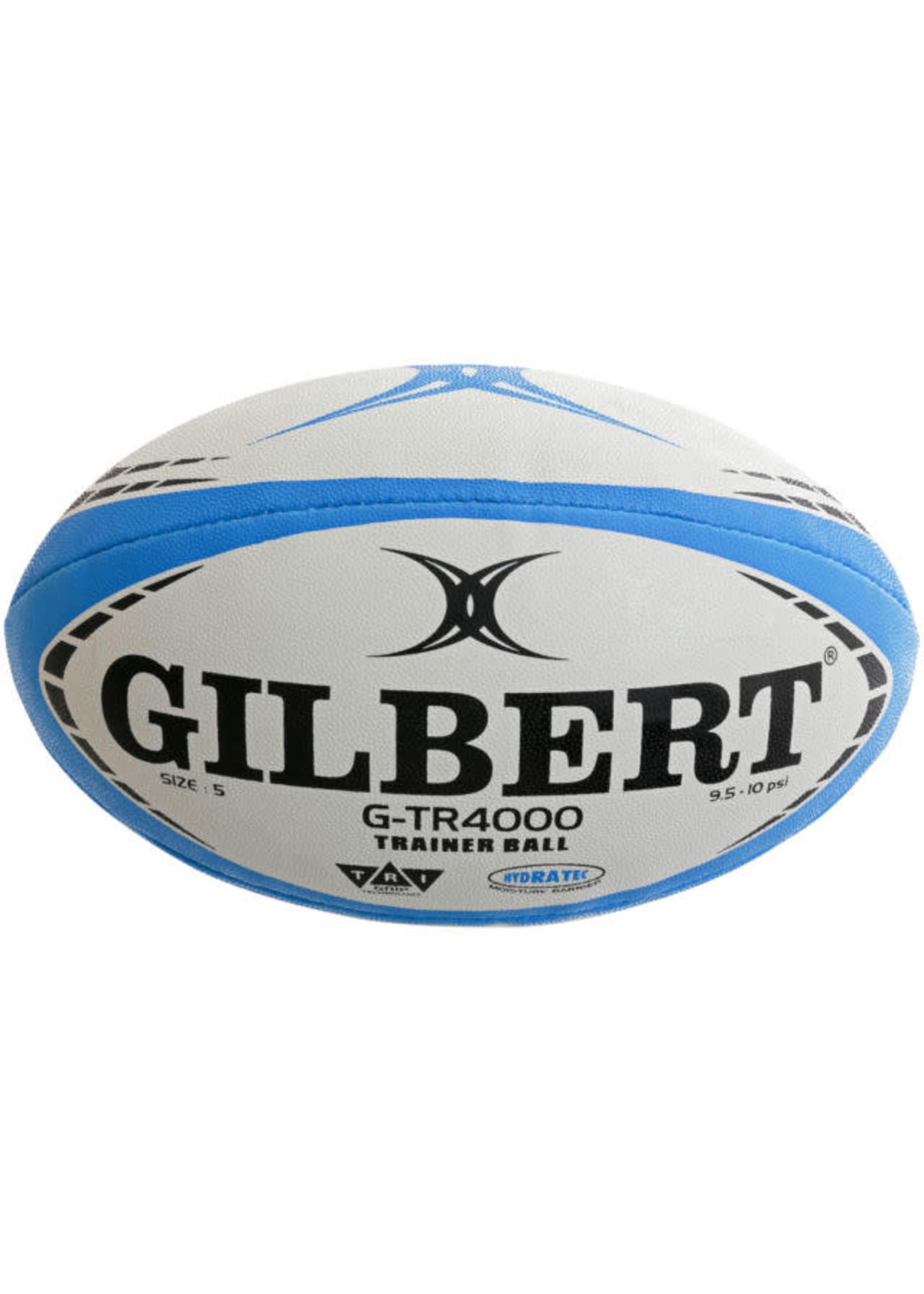 Gilbert Gilbert G-TR4000 Rugby Ball - Blue/White