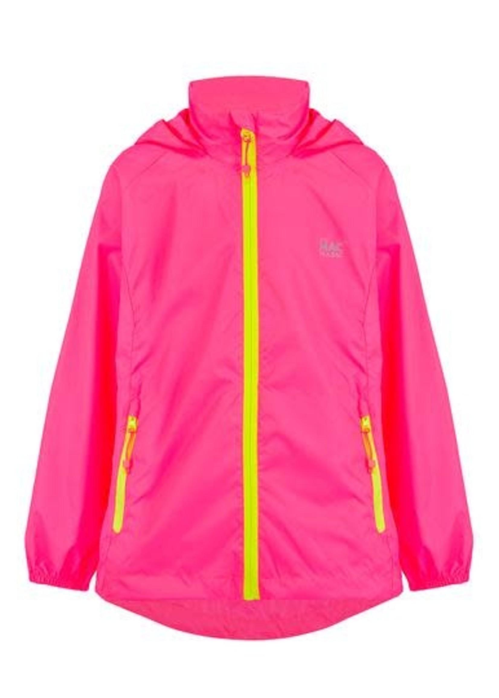 Mac In A Sac Mac In A Sac Origin 2 Junior Jacket (2021) Neon Pink