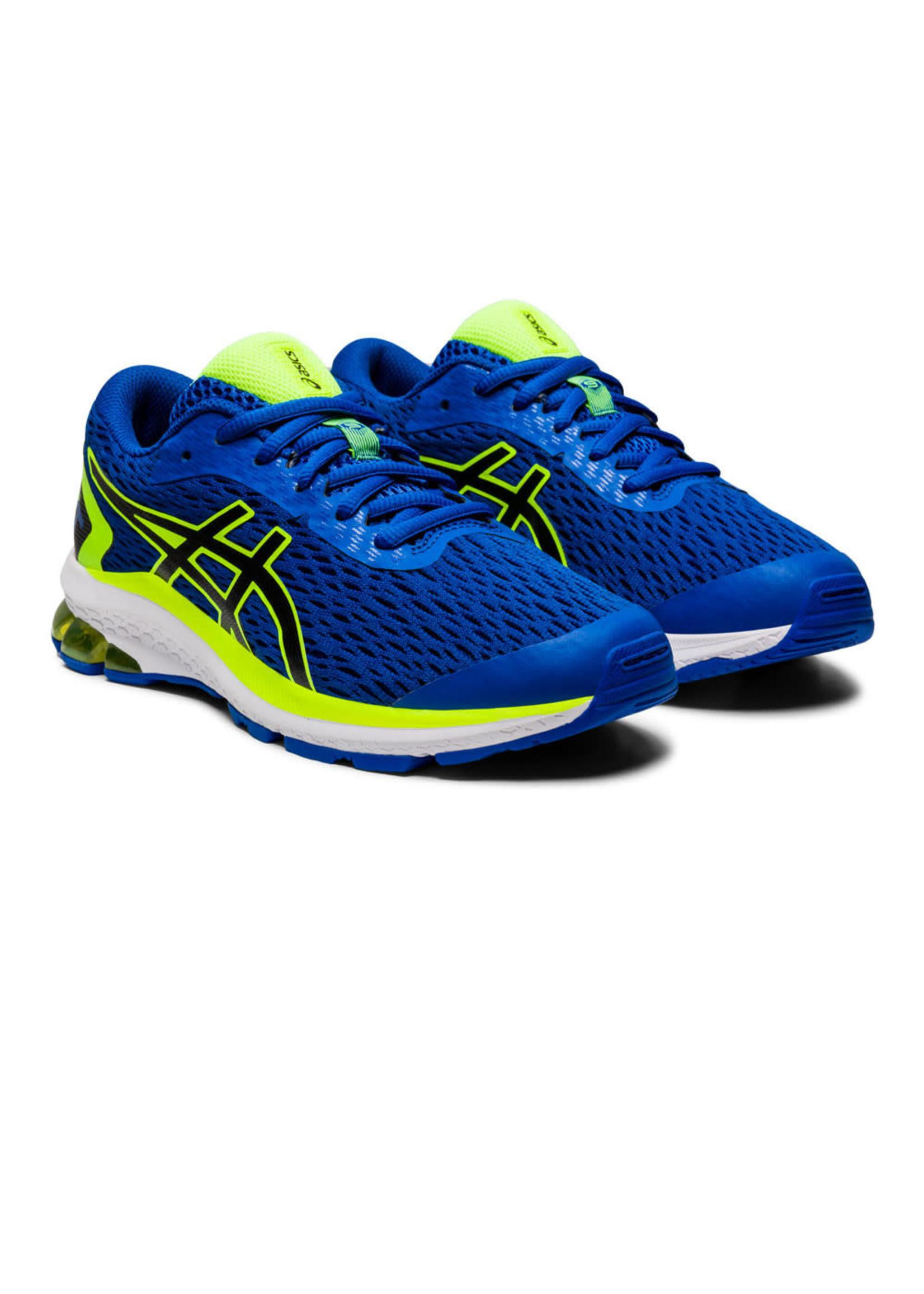 Asics Asics GT-1000 9 Junior Running Shoe - GS (2020) - Tuna Blue
