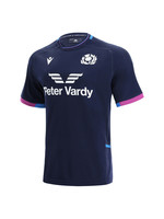 Macron Macron Scotland Rugby -  Home Replica SS Shirt (2021/22)