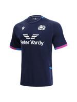 Macron Macron Scotland Rugby - Home Replica SS Shirt - Junior (2021/22)