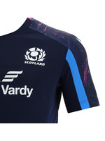Macron Macron Scotland Rugby - Summer Poly Dry Gym T-shirt (2021/22)