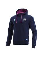 Macron Macron Scotland Rugby - Junior Heavy Cotton Hoody (2021/22)