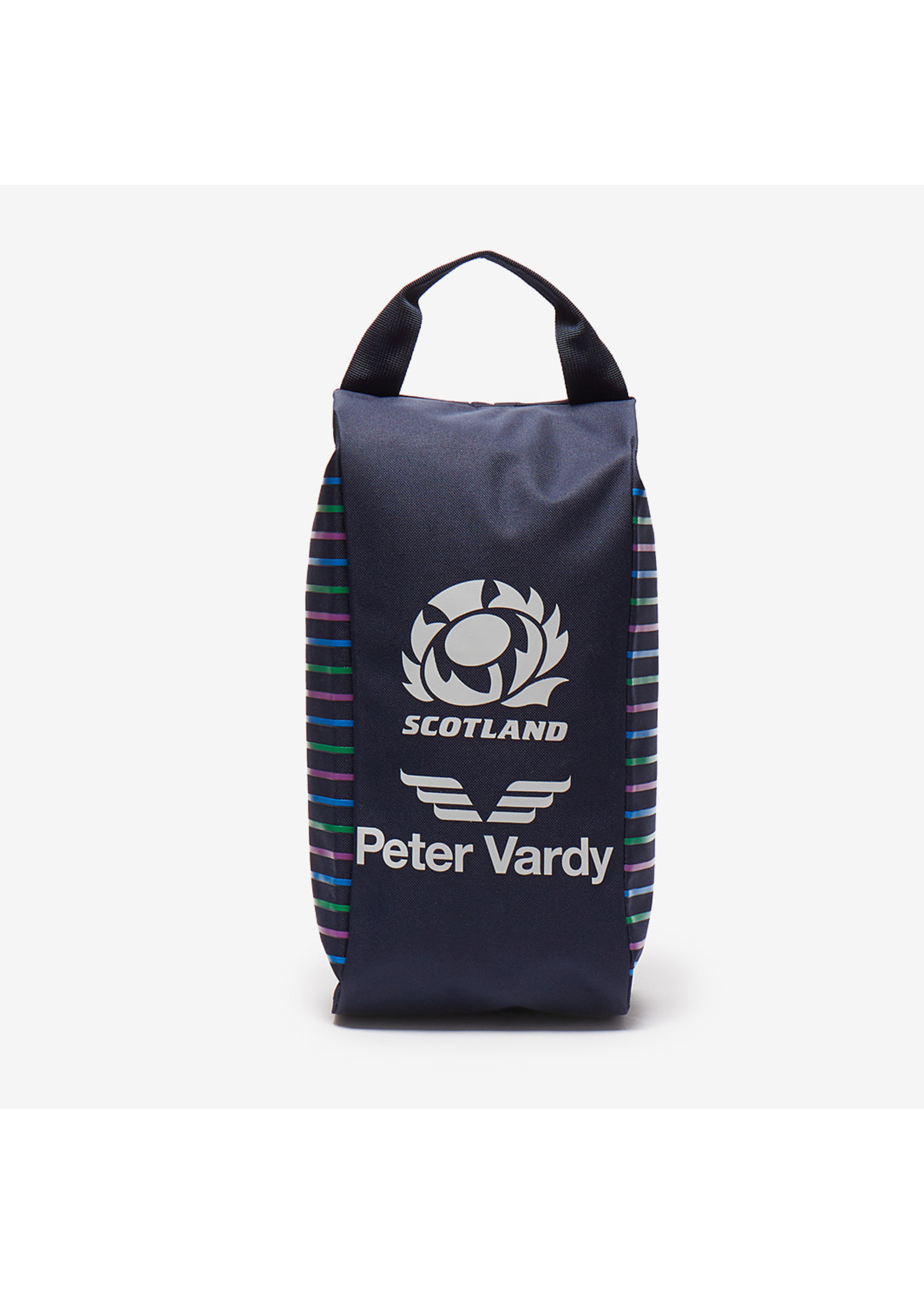 Macron Macron Scotland Rugby - Boot Bag (2021/22)  Navy/Purple/Royal