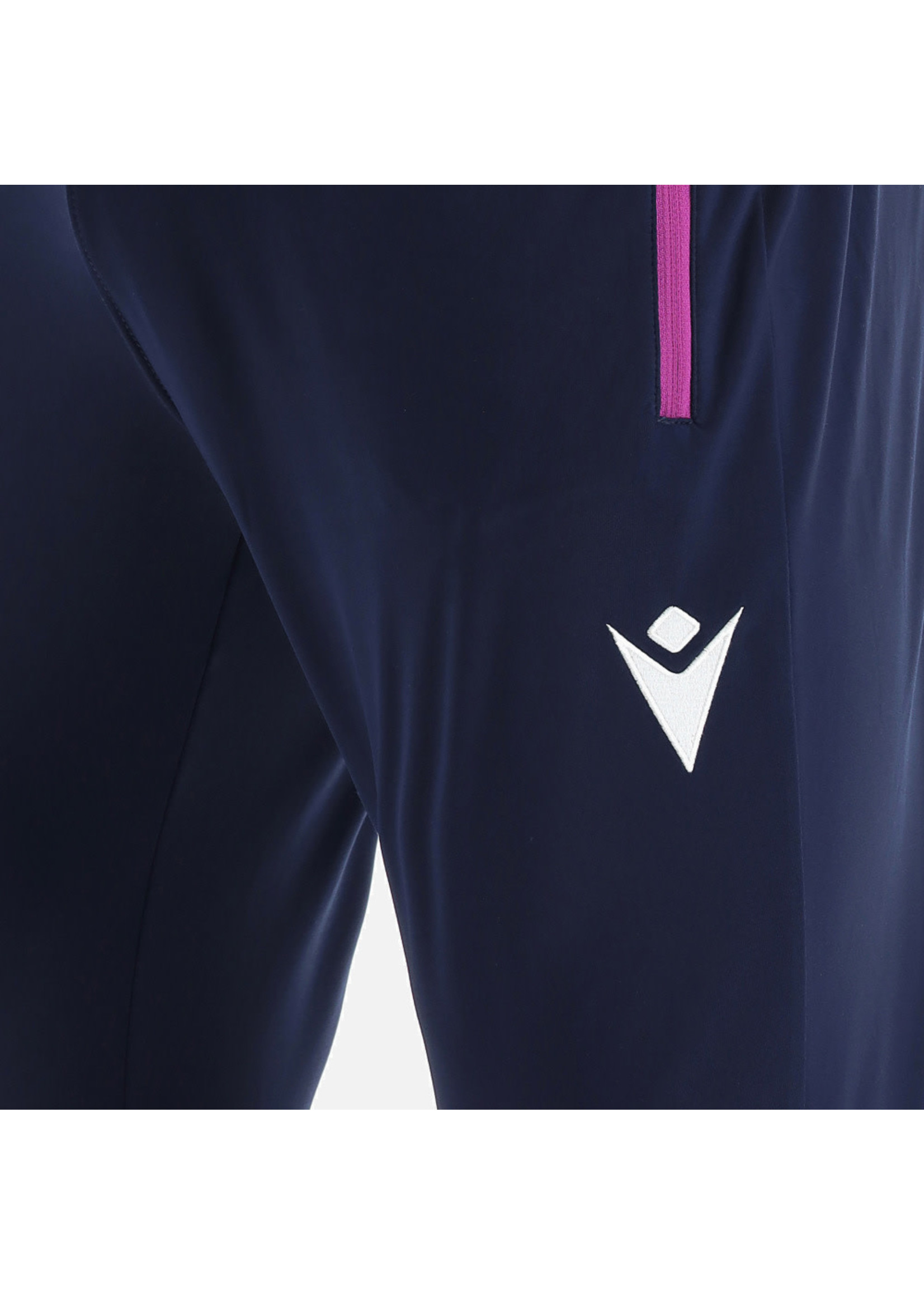 Macron Macron Scotland Rugby - Fitted Track Pant (2021/22) - Navy
