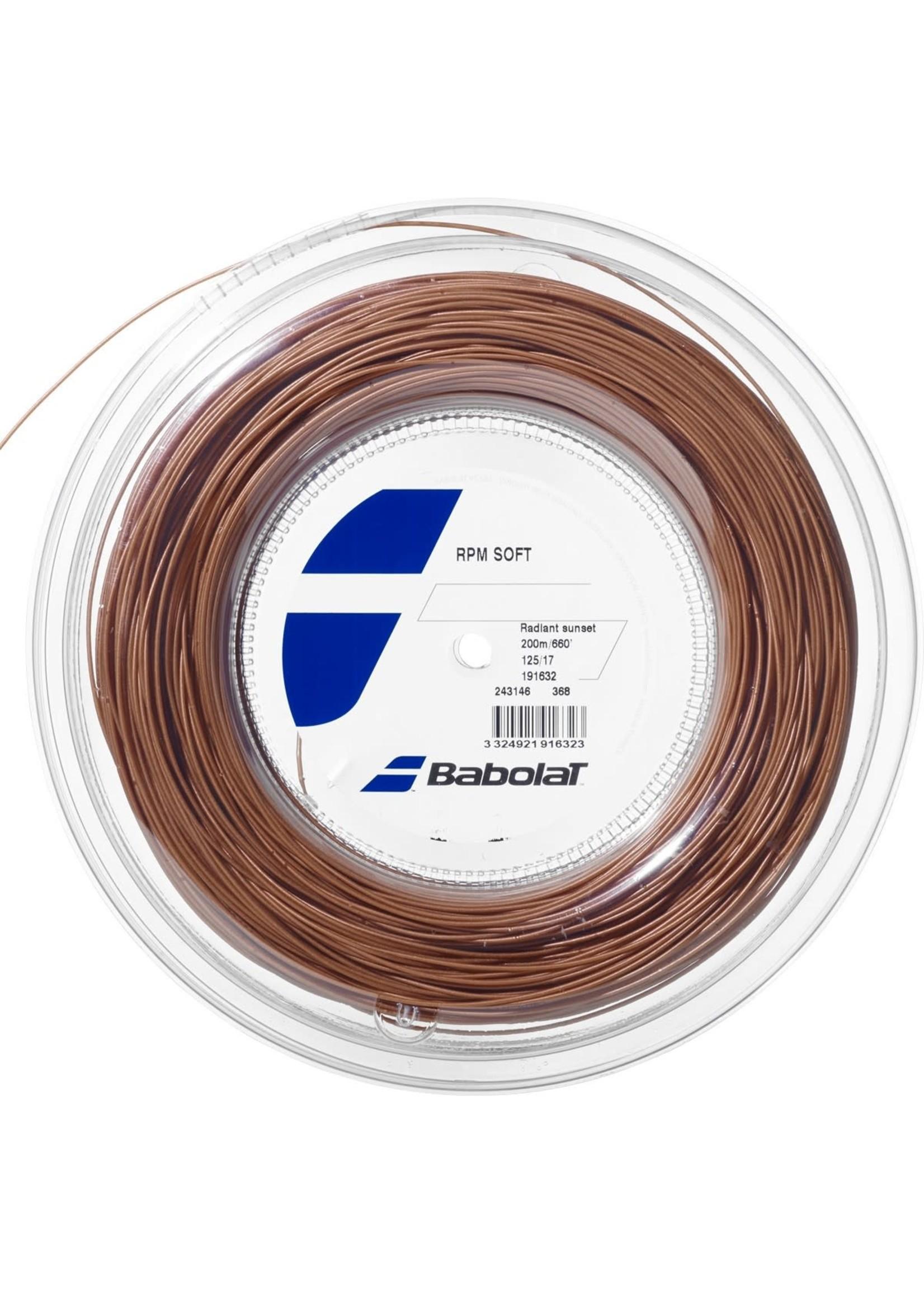 Babolat Babolat RPM Soft Tennis String (2022) - 200m Reel