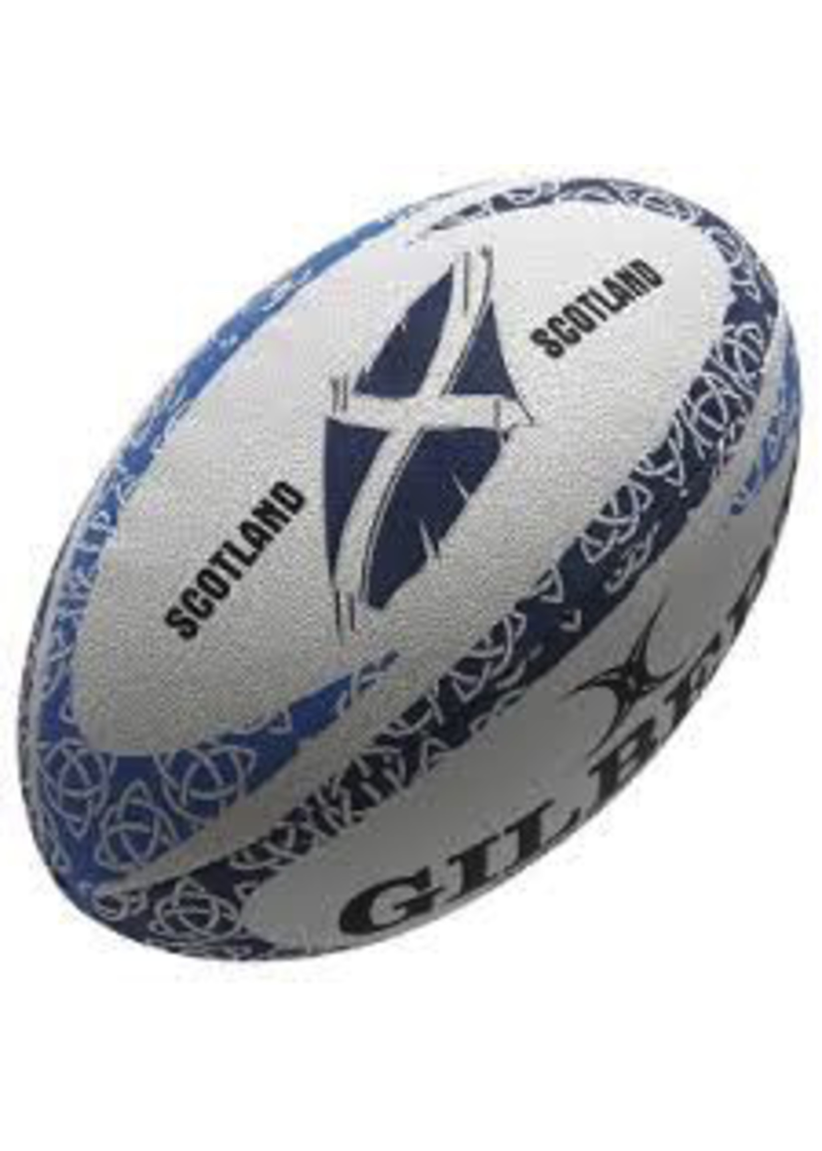 Gilbert Memo Anthem Rugby Ball, Size 5