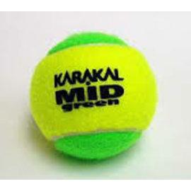 Karakal Karakal Loose Tennis Balls - Mid Green