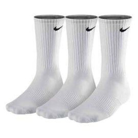 Nike Performance Socks - White (3 pack)