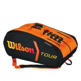 Wilson Wilson Burn Tour Molded 15 Racket Bag