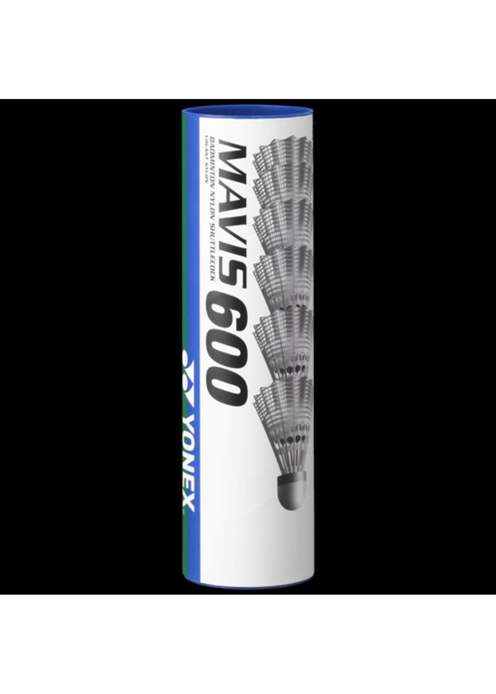 Yonex Mavis 600 Nylon Medium Shuttlecocks