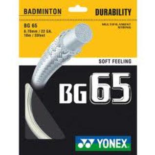 Yonex Yonex BG65 Badminton String 200m Reel