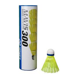 Yonex Yonex Mavis 300 Yellow Plastic Badminton Shuttle
