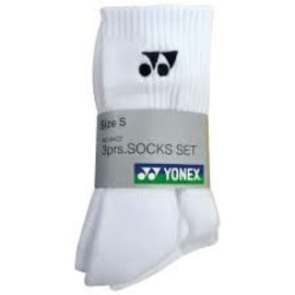 Yonex Yonex Socks - 8422/8423 (3 pack)
