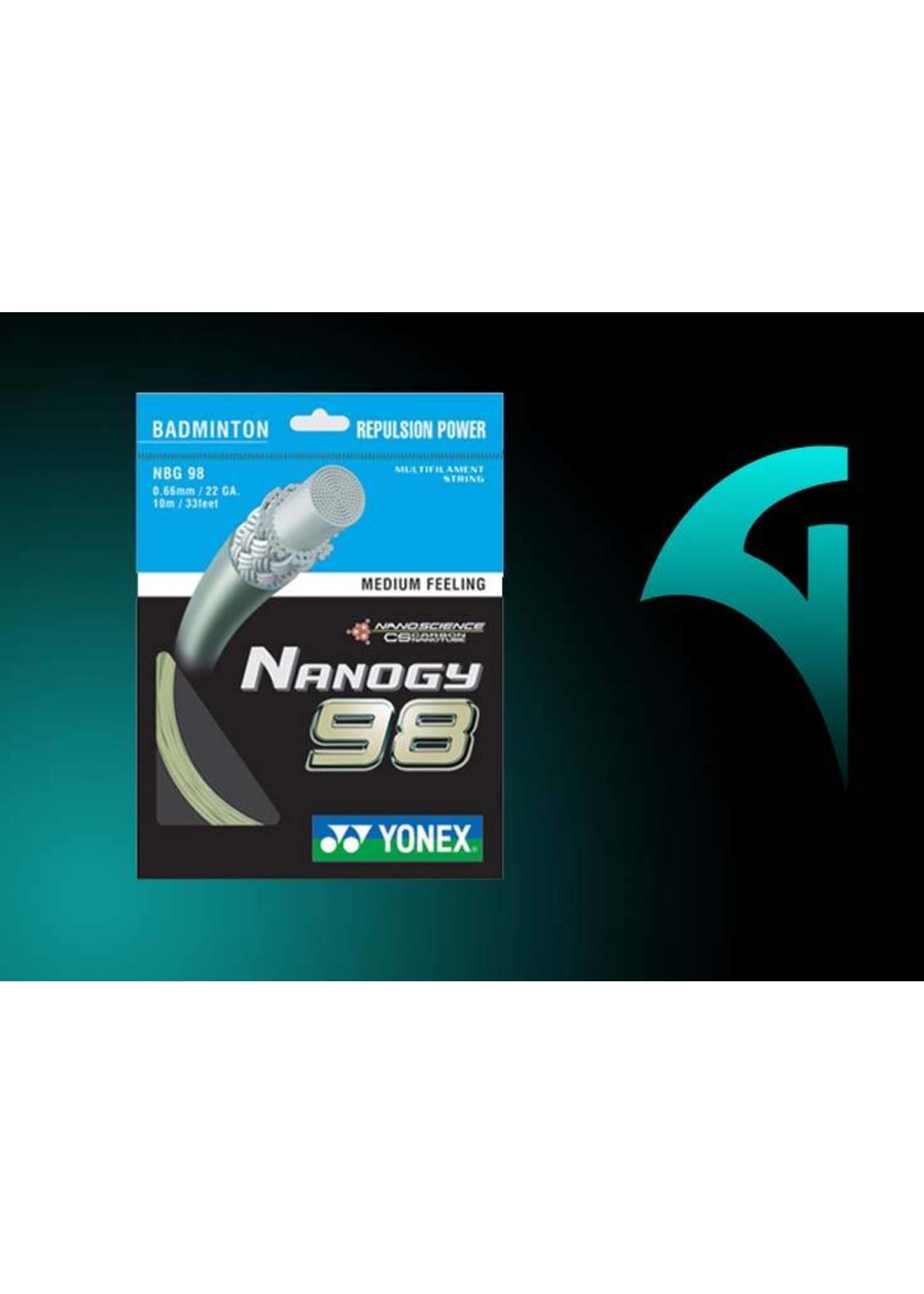Yonex Nanogy 98 Restring