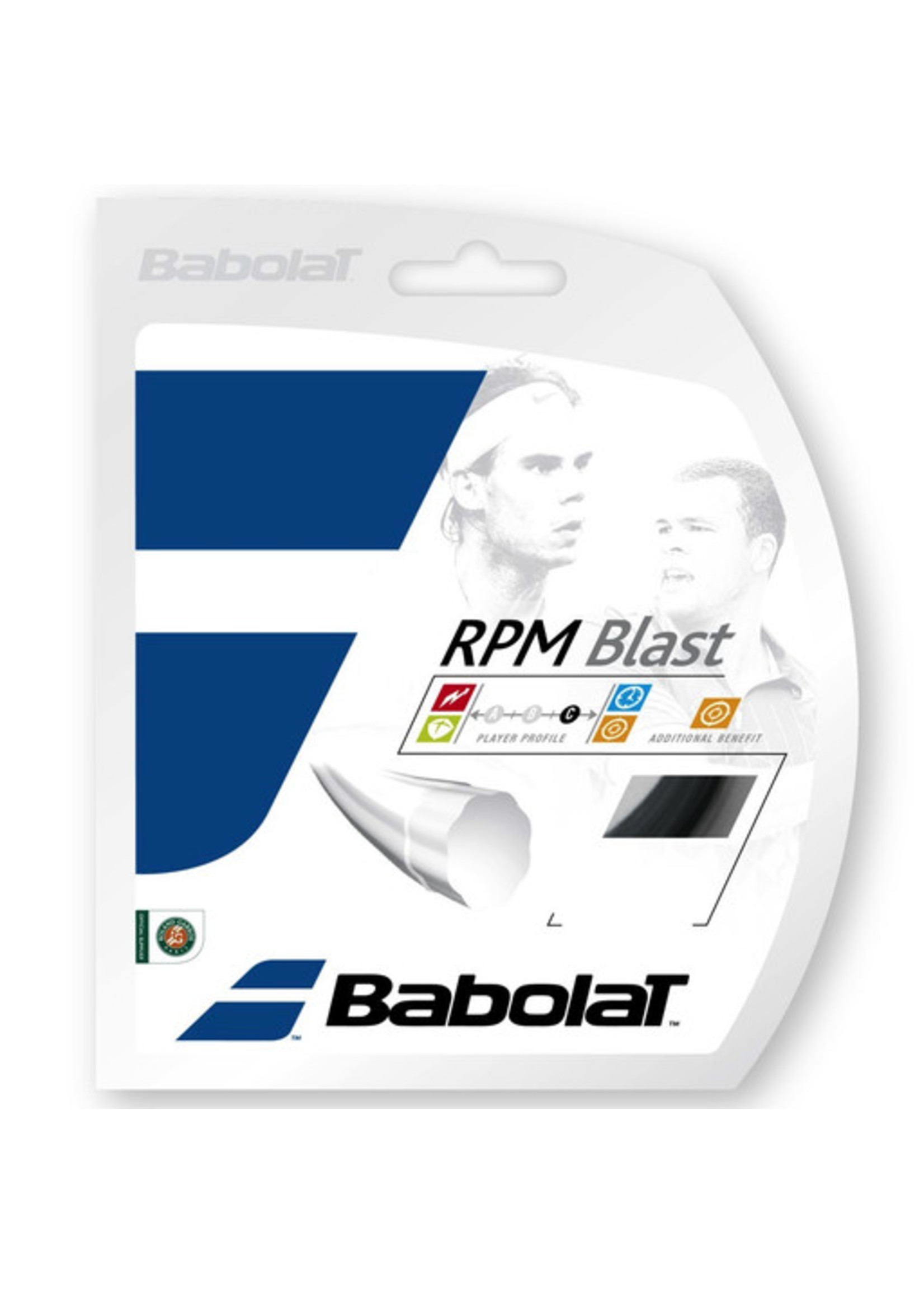 Babolat RPM Blast/PSG Restring