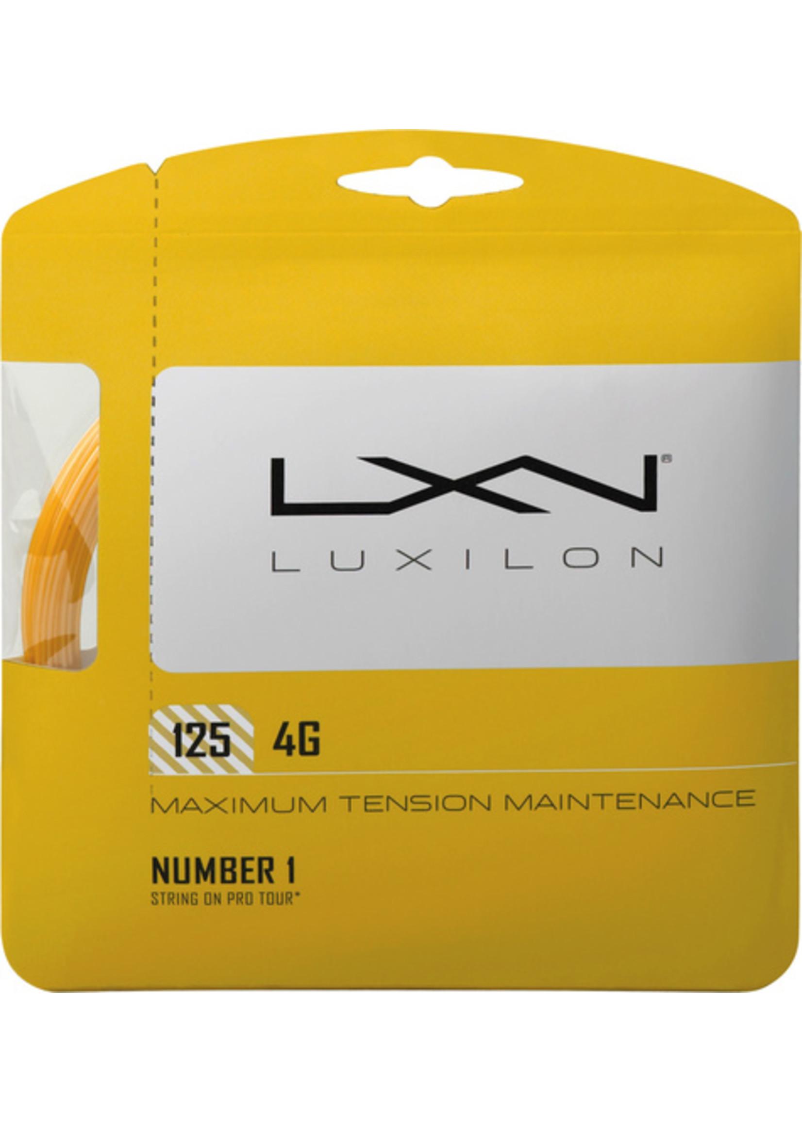 Luxilon Luxilon 4G Rough Restring