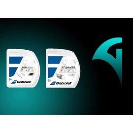 Babolat RPM Blast/Spiral Tek Hybrid Restring