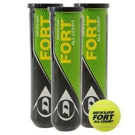 Dunlop Dunlop Fort Tennis Balls [4]