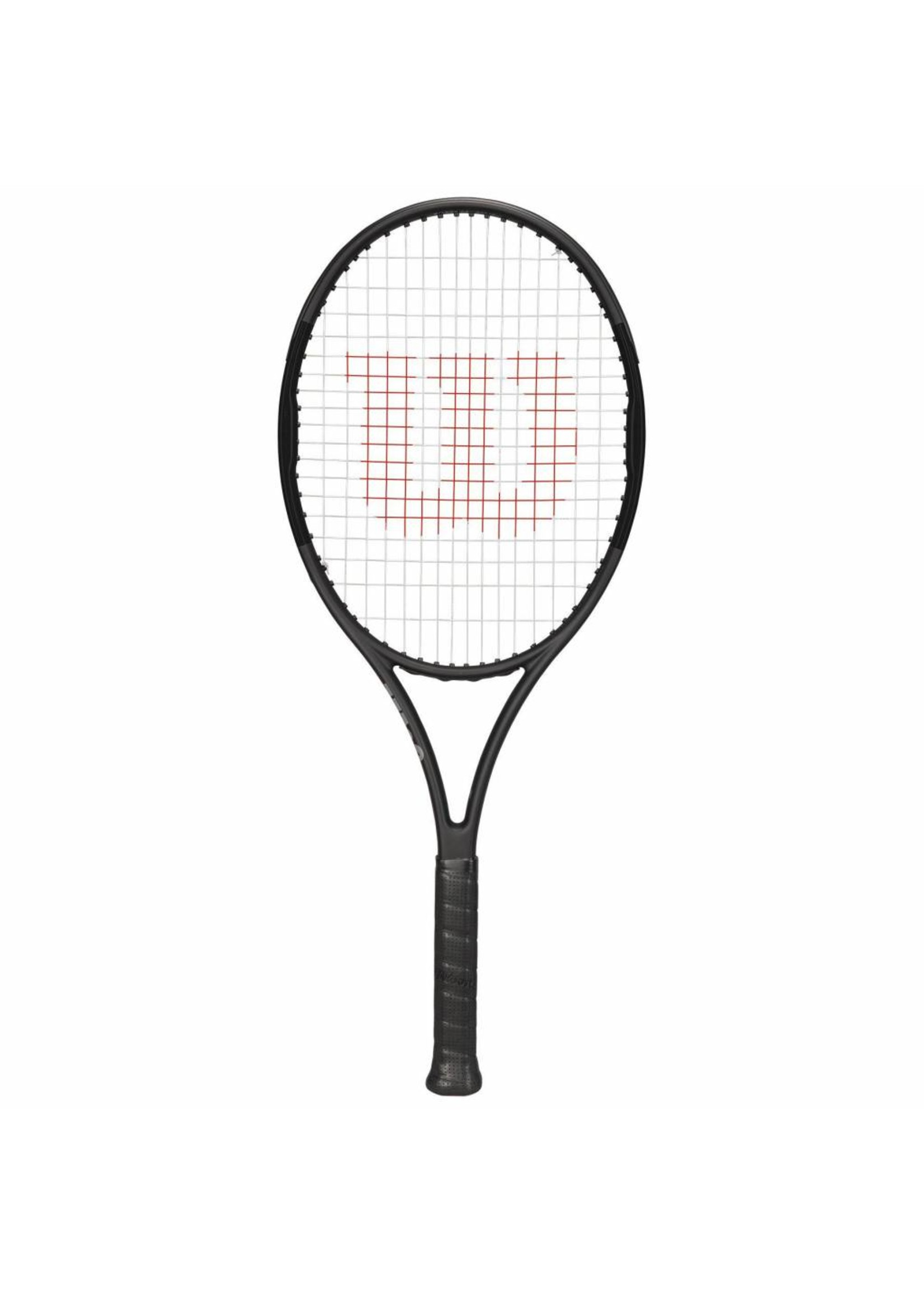 Wilson Wilson Pro Staff Junior Tennis Racket Black 25