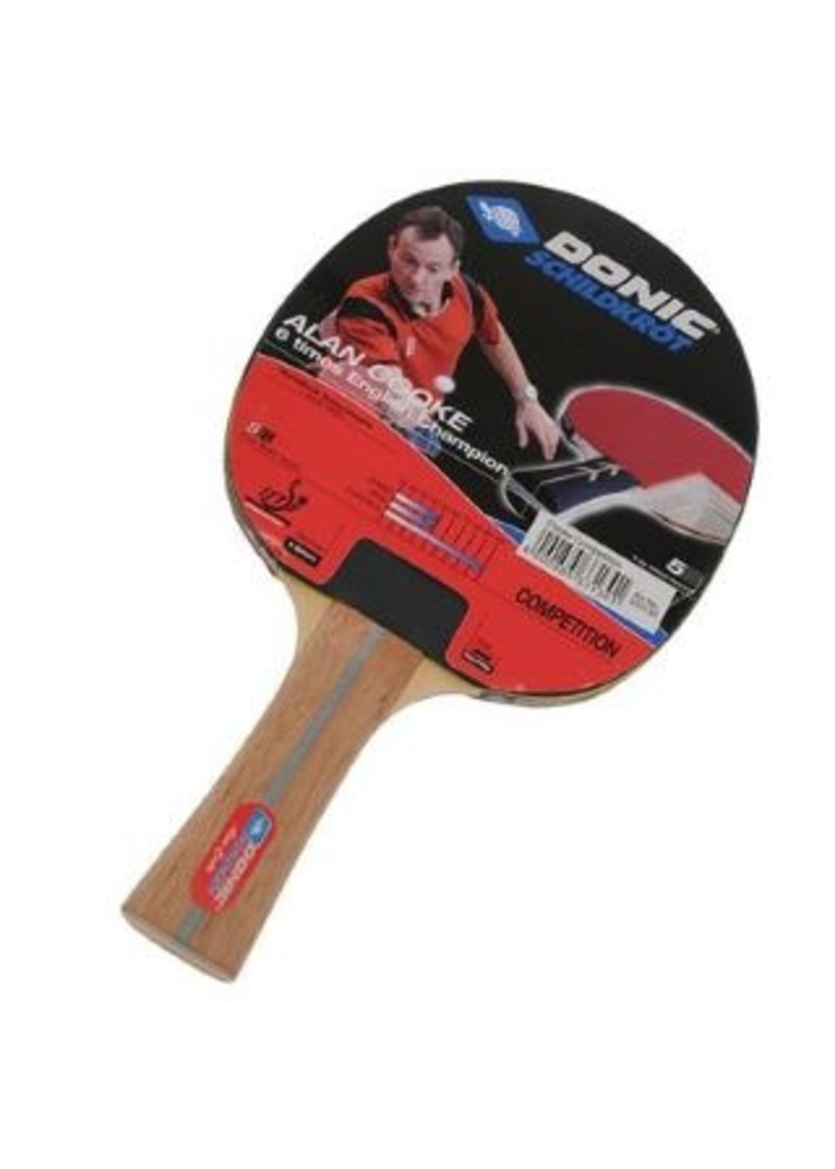 Donic Schildkrot Alan Cooke Schildkrot Competition Table Tennis Bat