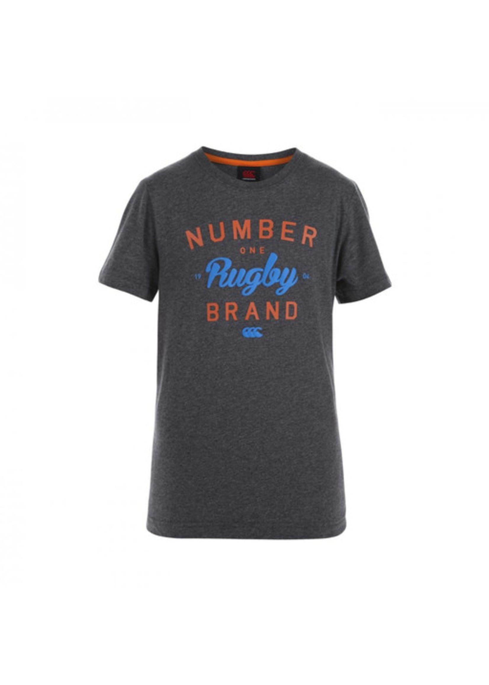 Canterbury Canterbury Number One Junior T-Shirt