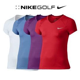 Nike Girls Greens Golf Top