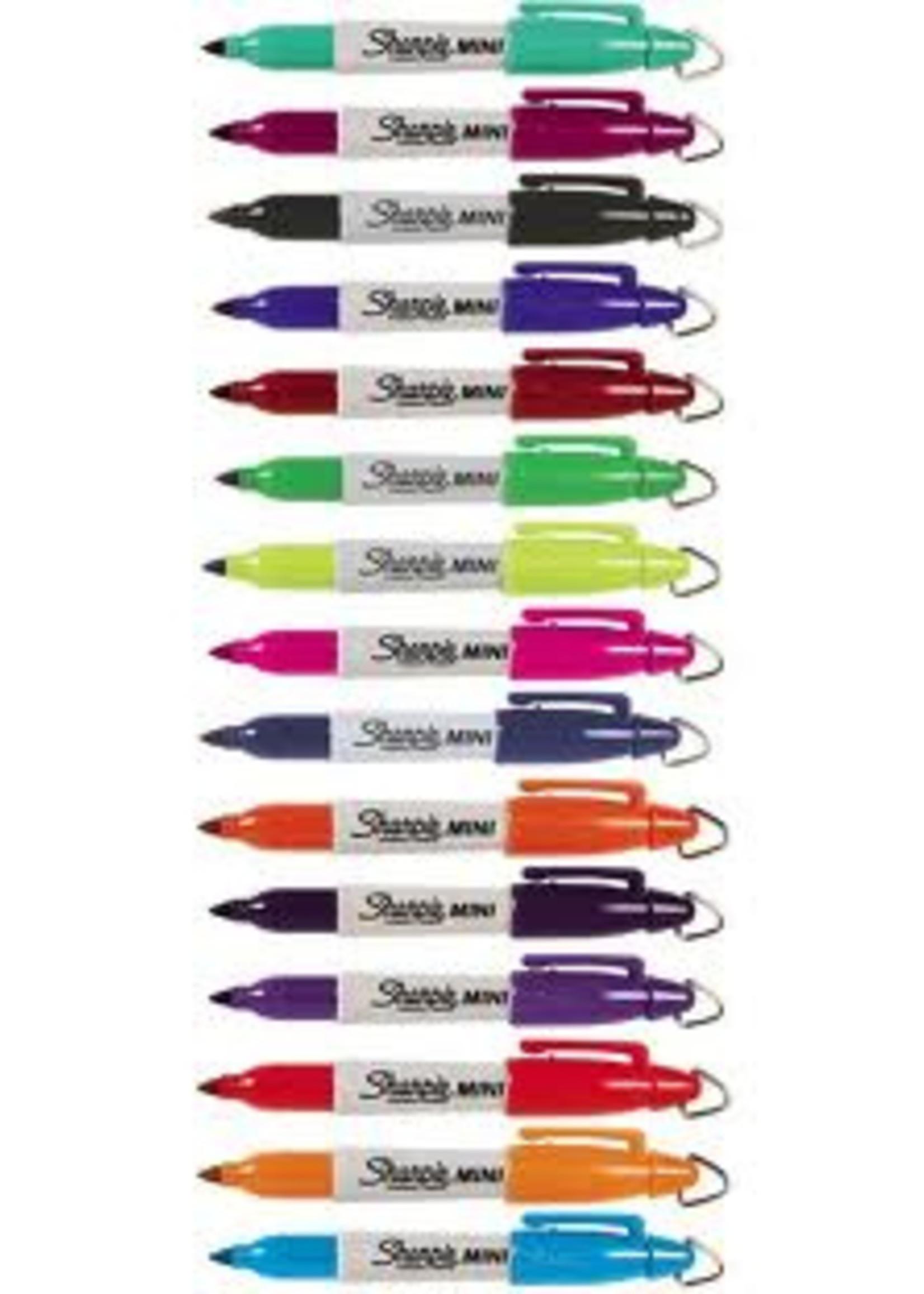 Sharpie Sharpie Mini Permanent Marker
