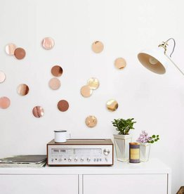 Confetti Dots Copper