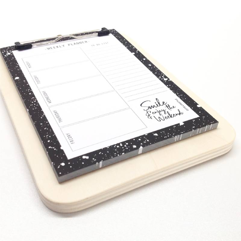Clipboard A5 blanco
