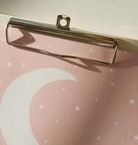 Clipboard A5 stippels