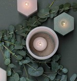 Jade hexagonkaars van Rustik Lys