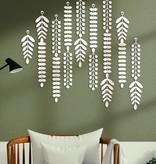 Wanddecoratie 'Vines' van Umbra