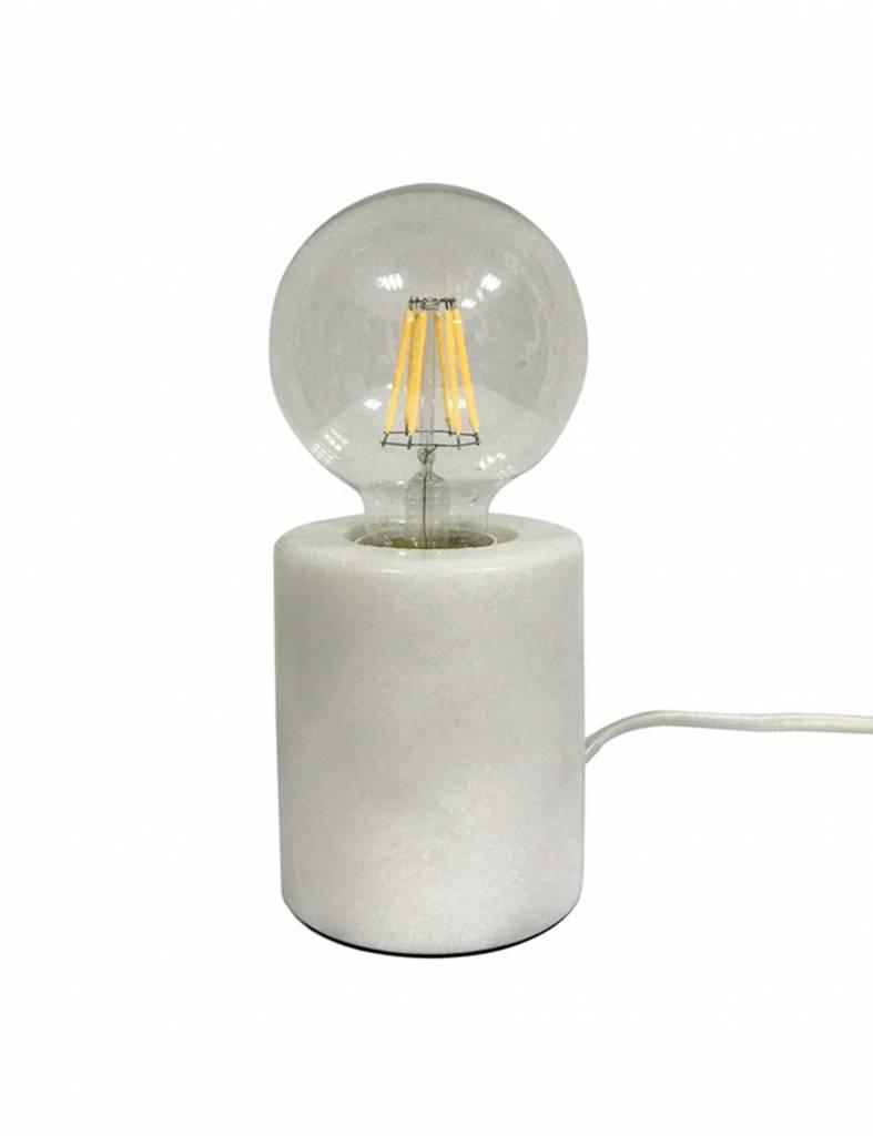 """Tafellamp """"Marble"""" van Leitmotiv"""