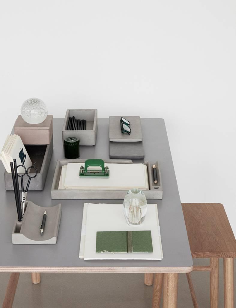Desk organizer van Hübsch