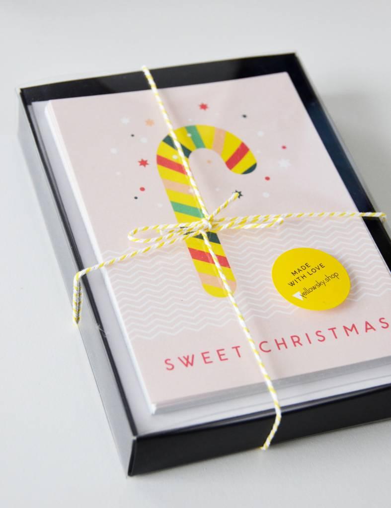 Verrassingsbox 20 kerstkaarten