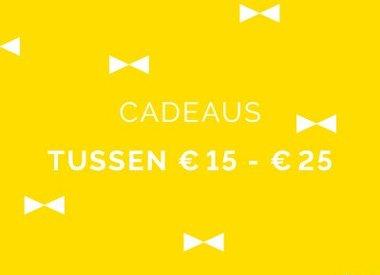 € 15 - € 25