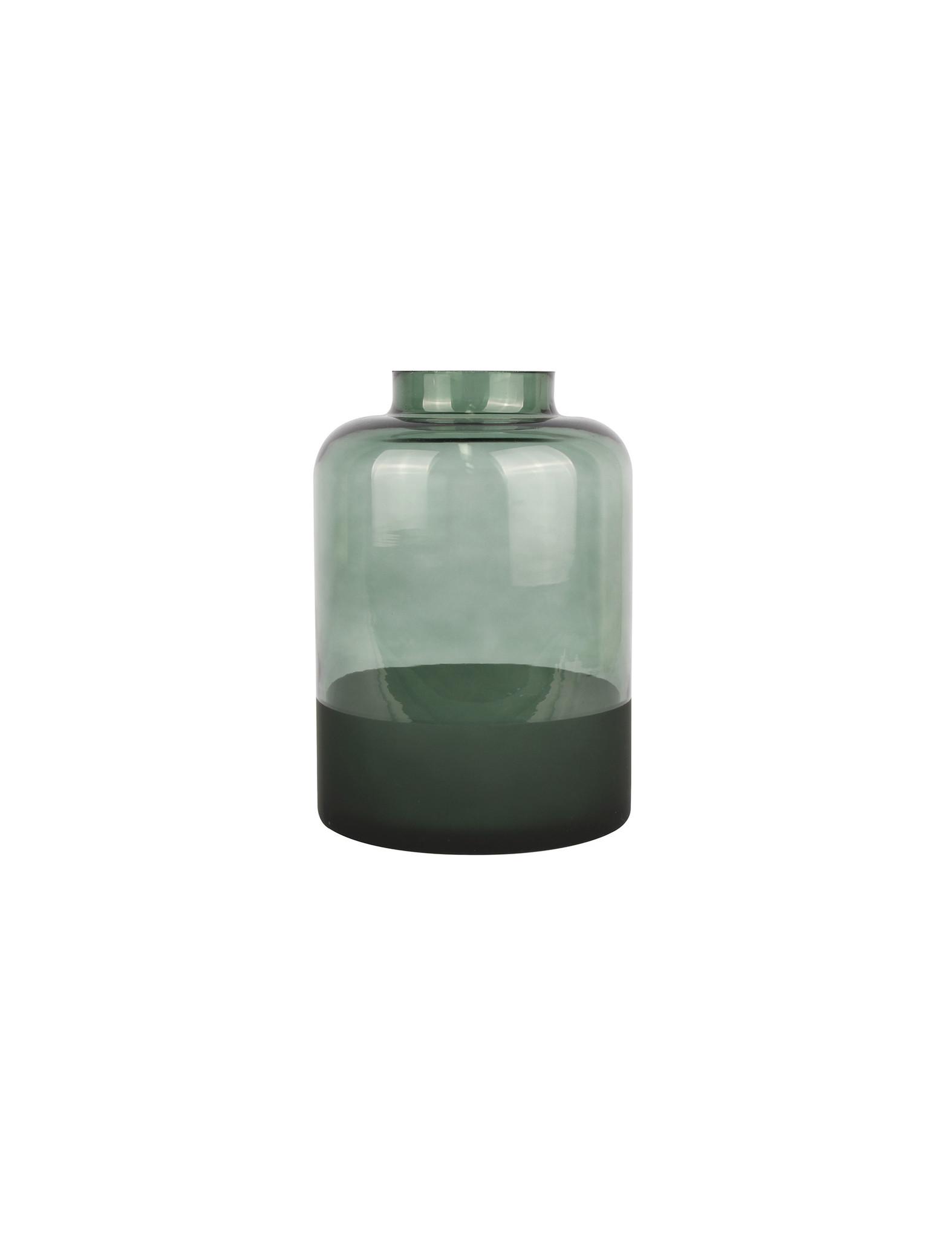 Groene Glazen Vaas.Donkerblauwe Vaas Majestic Te Koop Op Www Yellowsky Shop